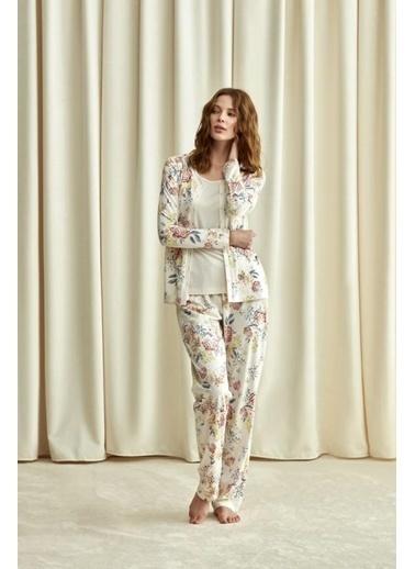 Catherines Pijama Takım Somon